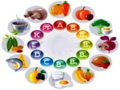 Поговорим о витаминах.