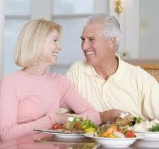 Особенности питания пожилых людей.