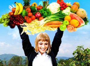 Сбалансированное питание - здороье организма.