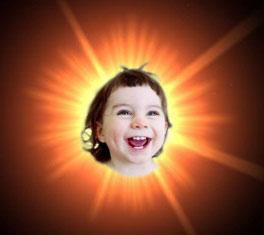 От улыбки станет всем светлей.