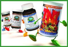 Витамины NSP