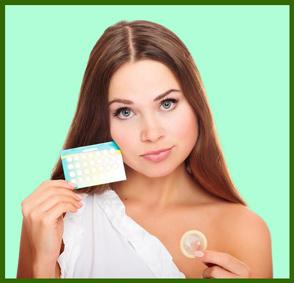 Применение контрацептивов. Способы контрацепции
