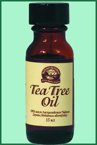 Масло чайного дерева Tea Tree Oil