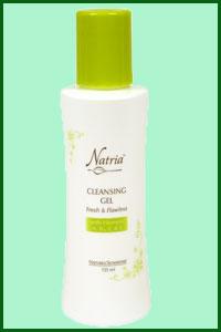очищающий гель для всех типов кожи NSP