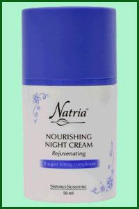 питательный ночной крем  NSP Natria
