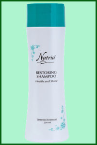 восстанавливающий шампунь для всех типов волос NSP