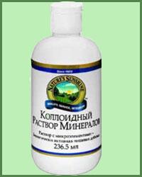 Коллоидный раствор минералов (Colloidal Minerals) NSP