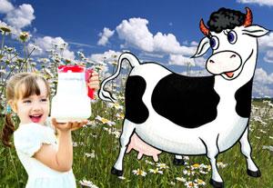 Какое молоко пить полезнее