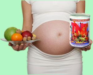 пить беременным витамины