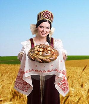 Потребление хлеба