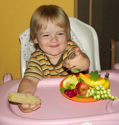 питание и здоровье детей