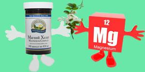 дефицит магния в организме