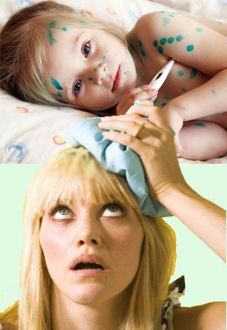 Детские болезни взрослых