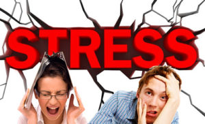 Стресс, дистресс