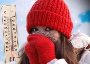 Холодовая аллергия. Симптомы