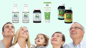 Набор Здоровый ребенок НСП