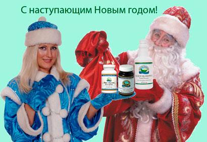программа детоксикации, новый год, праздник здоровья, НСП