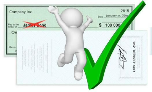 Что делать с не обналиченным чеком