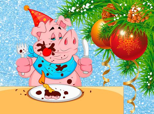 новогоднее застолье без вреда для здоровья