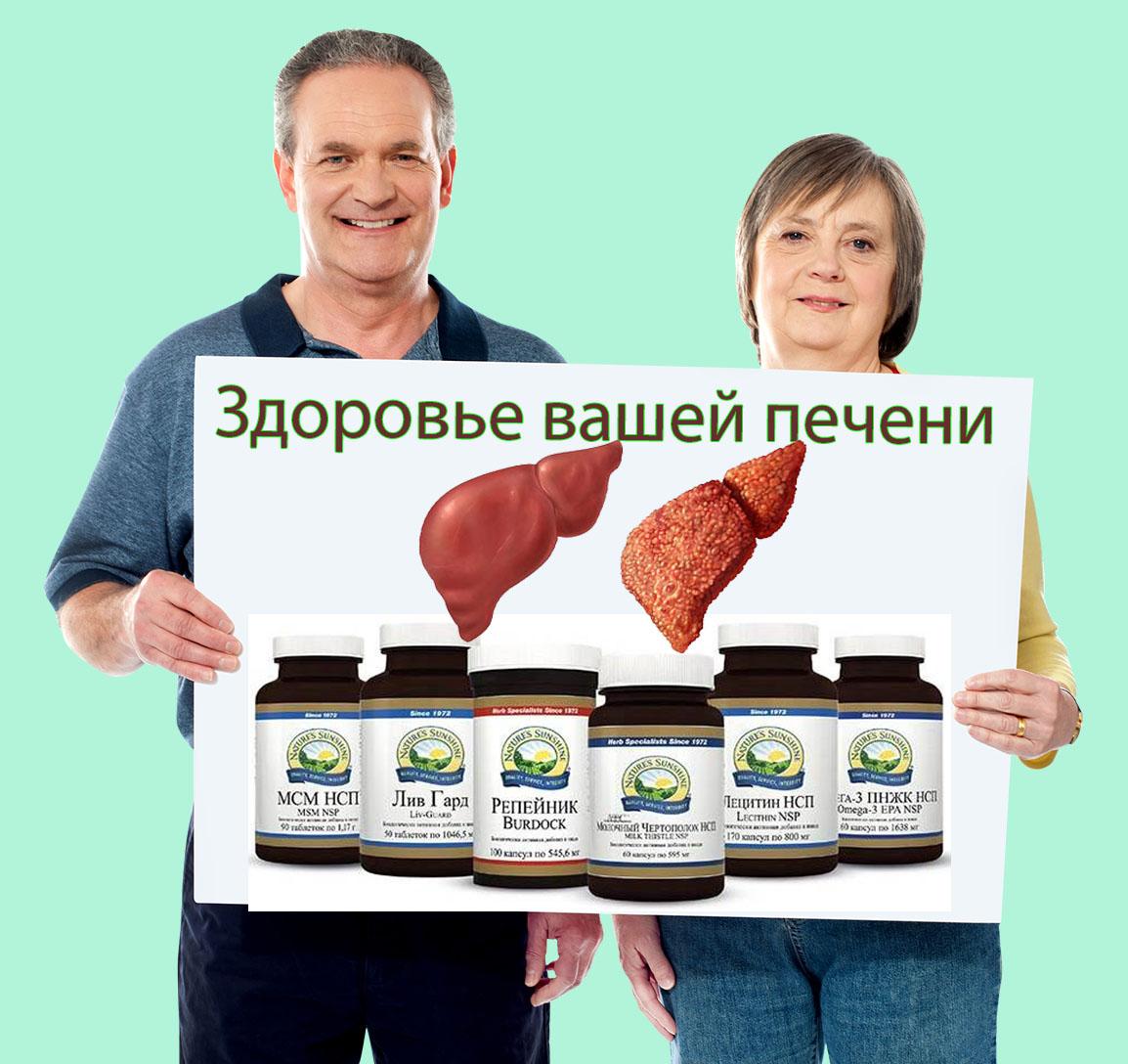 диффузные изменения печени, профилактика здоровья печени
