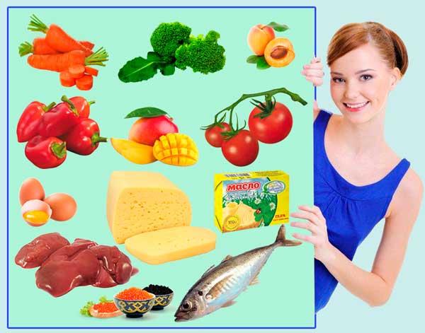 Зачем организму витамин А