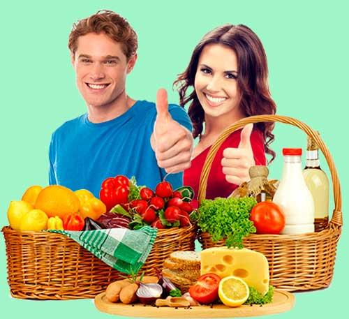 советы диетолога, правильное питание