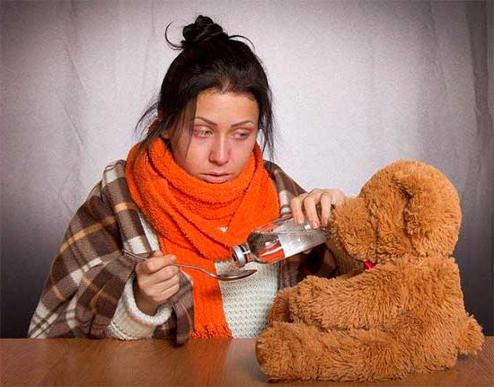 сезнный грипп