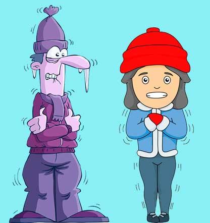 как сохранить здоровье в холода