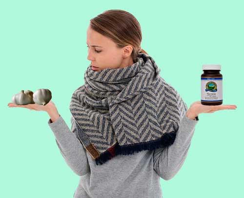 Польза чеснока для здоровья