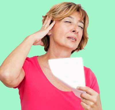 климакс, менопауза, климактерический синдром