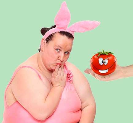 худеем на помидорах